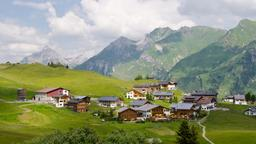 Hotels in Lech Zürs am Arlberg