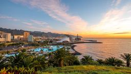 Hotels in Santa Cruz de Teneriffa