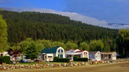 Hotels in Salmon Arm